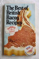 "zz Mary Norwak, ""The Best of British Bacon Recipes"" (1979) - vintage cookery book (SOLD)"
